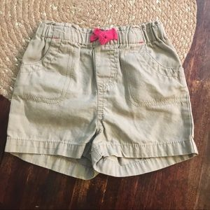5/$20 Circo khaki shorts with pockets